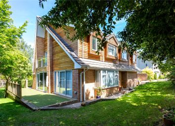 Thumbnail 5 bed detached house for sale in Hillside Close, Winchester, Hampshire