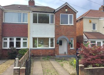 Thumbnail 3 bed semi-detached house to rent in Goodway Road, Great Barr