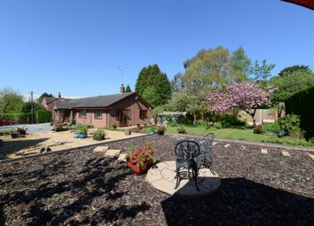 Thumbnail 4 bed detached bungalow for sale in Newcastle Road, Loggerheads, Market Drayton