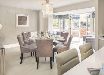 "Thumbnail 5 bed detached house for sale in ""Ula"" at Bedhampton Hill, Bedhampton, Havant"