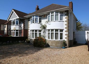 Thumbnail 4 bed detached house for sale in Harewood Avenue, Bournemouth, Dorset BH7 6Ns