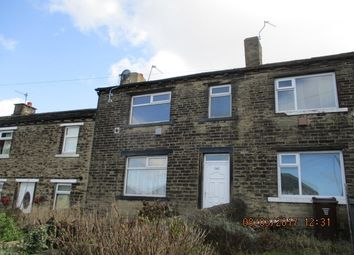Thumbnail 2 bed terraced house for sale in Sticker Lane, Bradford