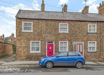 Thumbnail 2 bed terraced house for sale in Allhallowgate, Ripon