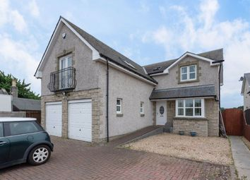 Thumbnail 5 bed detached house for sale in Station Road, Errol Station, Perthshire