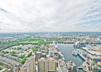 Thumbnail 2 bedroom flat for sale in Arena Tower, London