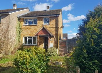 Thumbnail 3 bed end terrace house for sale in Holmbush Way, Midhurst, West Sussex