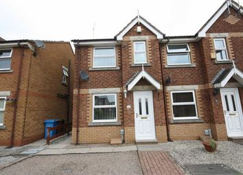 Thumbnail 2 bedroom terraced house to rent in Ballantyne Close, Hull