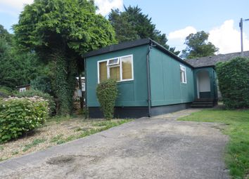 Thumbnail 1 bed mobile/park home for sale in Bushey Hall Park, Bushey Hall Drive, Bushey