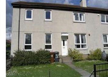 Thumbnail 3 bedroom flat to rent in Jubilee Crescent, Gorebridge, Midlothian