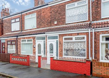 Thumbnail 2 bed terraced house for sale in Essex Street, Hull