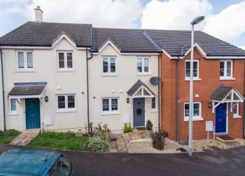 Thumbnail 3 bed terraced house for sale in Saxon Close, Crediton