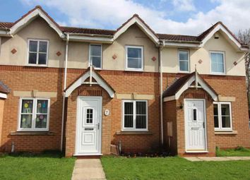 Thumbnail 2 bed terraced house for sale in Nidd Close, Nether Poppleton, York