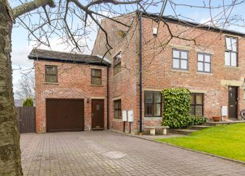 Thumbnail 4 bed barn conversion for sale in Bradshaw Hall Fold, Bolton