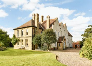 Thumbnail 9 bed country house for sale in Rectory Lane, Claypole, Newark