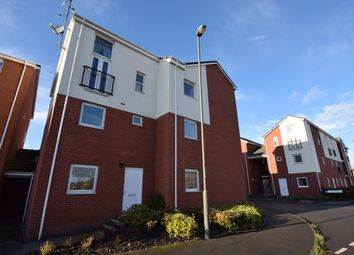Thumbnail 1 bed flat to rent in Humber Street, Hilton, Derby