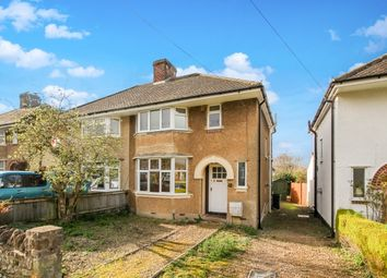 Thumbnail 3 bed semi-detached house to rent in Downside Road, Headington, Oxford