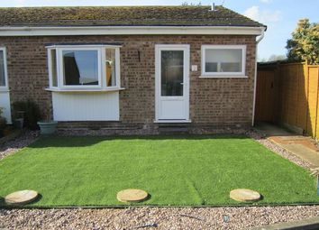 Thumbnail 1 bedroom semi-detached bungalow for sale in Fairbourne Way, Coundon, Coventry