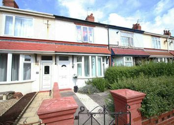 Thumbnail 3 bedroom terraced house for sale in Thames Road, Blackpool, Lancashire