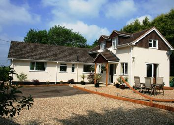 Thumbnail 4 bed detached house for sale in Southbrook Lane, Whimple, Exeter