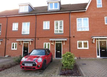 Thumbnail Town house for sale in Newlands Way, Cholsey, Wallingford