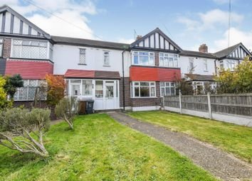 Thumbnail 3 bed terraced house for sale in Salcombe Drive, Chadwell Heath, Romford