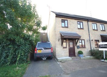 Thumbnail 3 bed semi-detached house for sale in Woodman Road, Warley, Brentwood