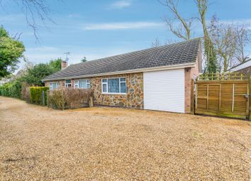 Thumbnail 3 bed detached bungalow for sale in Lawyers Lane, Leicester