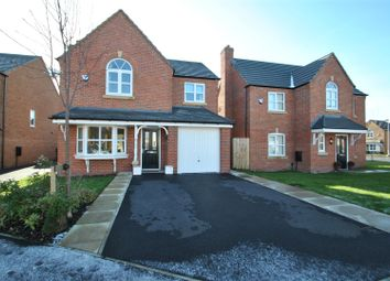 Thumbnail 4 bed detached house for sale in Steers Close, Latchford, Warrington