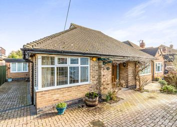 Thumbnail 3 bed bungalow for sale in Leicester Road, Markfield