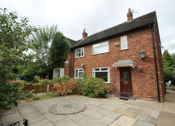Thumbnail 2 bed semi-detached house for sale in Blackwood Drive, Wythenshawe, Manchester