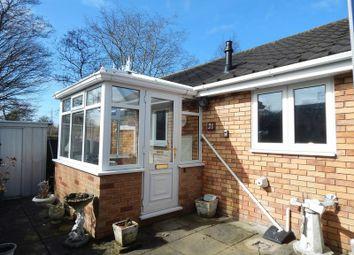 Thumbnail 2 bedroom semi-detached bungalow for sale in Woodcroft Close, Penwortham, Preston