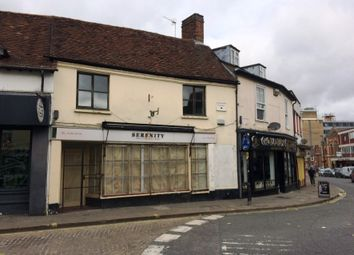Thumbnail Retail premises for sale in 60 Kingsbury, Aylesbury, Buckinghamshire