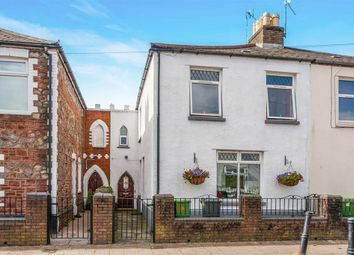 Thumbnail 3 bed terraced house for sale in Wyndham Street, Riverside, Cardiff