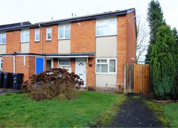 Thumbnail 1 bedroom maisonette for sale in Hollywell Street, Bilston