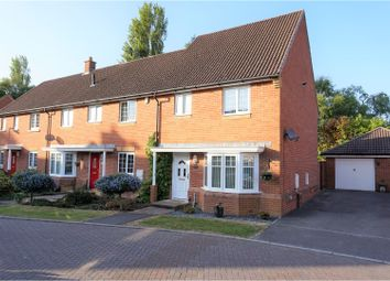 Thumbnail 3 bed end terrace house for sale in Harris Way, North Baddesley