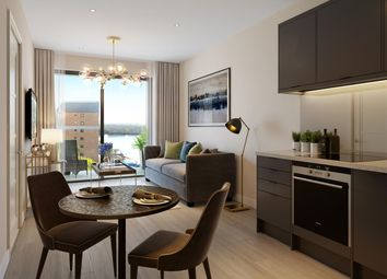 Thumbnail 1 bed flat for sale in Dock East, Canary Wharf