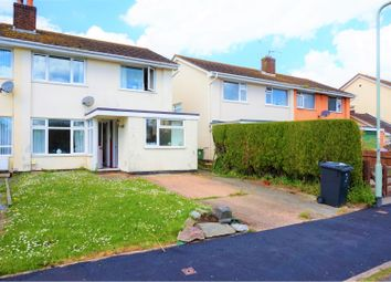 Thumbnail 4 bed end terrace house for sale in Parkers Road, Exeter