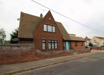 Thumbnail 4 bed detached house for sale in Broughton Road, Hadleigh