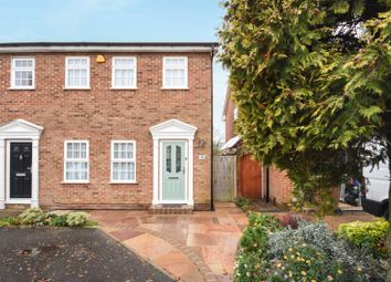 Thumbnail 3 bedroom end terrace house to rent in Whitehouse Road, South Woodham Ferrers, Chelmsford