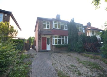 Thumbnail 3 bed semi-detached house for sale in Well Loke, Aylsham Road, Norwich