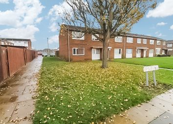 Thumbnail 3 bed end terrace house for sale in Cottingwood Green, Blyth