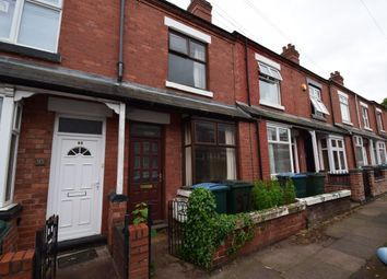 2 bed terraced house for sale in Bristol Road, Earlsdon, Coventry CV5