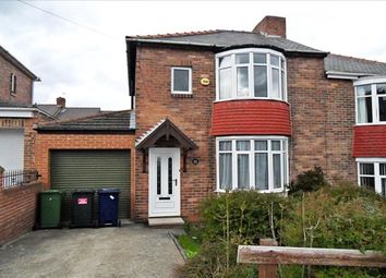 Thumbnail 2 bed semi-detached house to rent in Clover Avenue, Winlaton Mill, Blaydon-On-Tyne