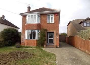 Thumbnail 3 bed detached house for sale in Nash Road, Dibden Purlieu