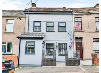 Thumbnail 6 bed terraced house for sale in Hill View, Vale Of Glamorgan, Pontycymer