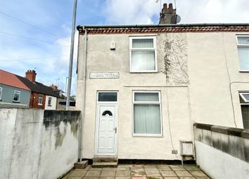 Thumbnail 2 bed end terrace house for sale in Cambria Terrace, Worksop, Nottinghamshire