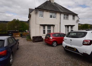 Thumbnail 3 bed semi-detached house for sale in Aberfeldy