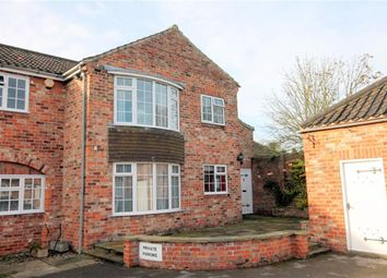 Thumbnail 2 bed flat for sale in Fulford Mews, Fulford, York