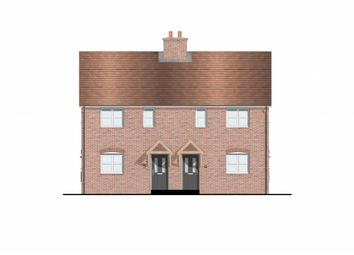 Thumbnail 3 bed semi-detached house for sale in Plot 3 Birch Meadow, Barkway, Royston Hertfordshire