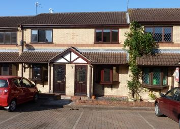 Thumbnail 2 bed terraced house to rent in Partridge Close, Caistor, Market Rasen